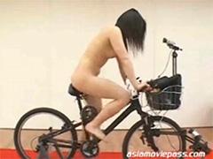 オナニー専用自転車