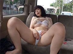 車の中でオナニー